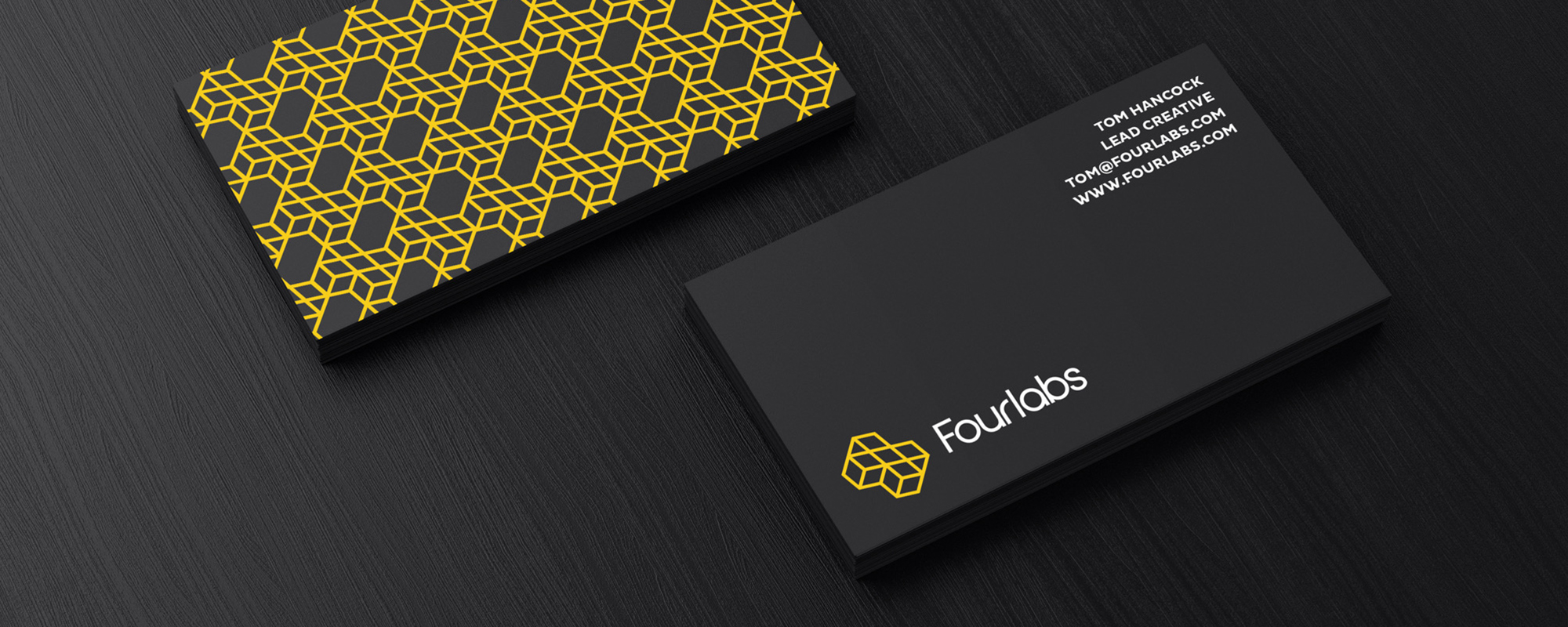 fourlabs business cards
